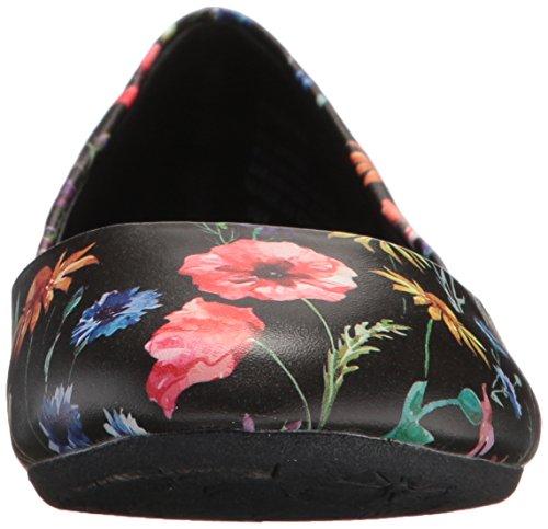 Floral Multi Steve Heaven Ballet WoMen P Madden Flat SqSZYp6