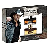 MCGRAW COLLECTION 2 PC. GIFT SET ( MCGRAW & SOUTHERN BLEND EAU DE TOILETTE SPRAY 1.0 oz ) by Tim Mcgraw for Men