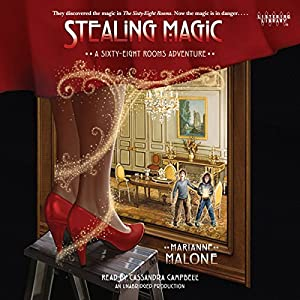 Stealing Magic Audiobook