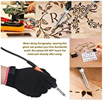 Soldering Iron Wood Burning Kit 72PCS Jeerbly Professional Pyrography Kit and