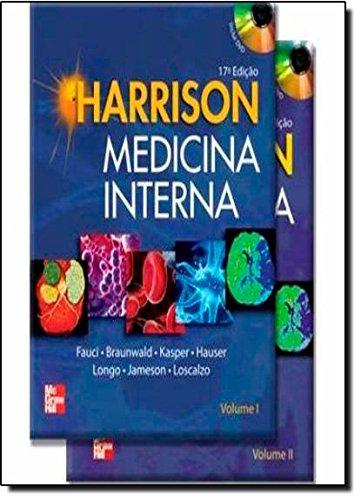 Harrison. Medicina Interna - 2 Volumes