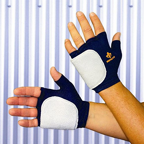 Impacto Ergonomic Anti-Impact Glove Palm/Side Protection - SM - Pair