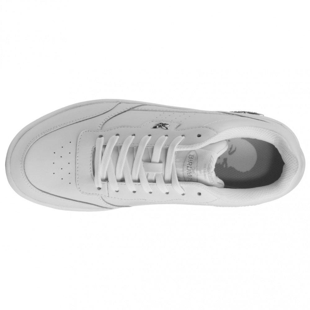 sale retailer 10b18 ba9c9 Amazon.com  Lugz Men s Birdman White Fashion Sneakers 7 D  Shoes