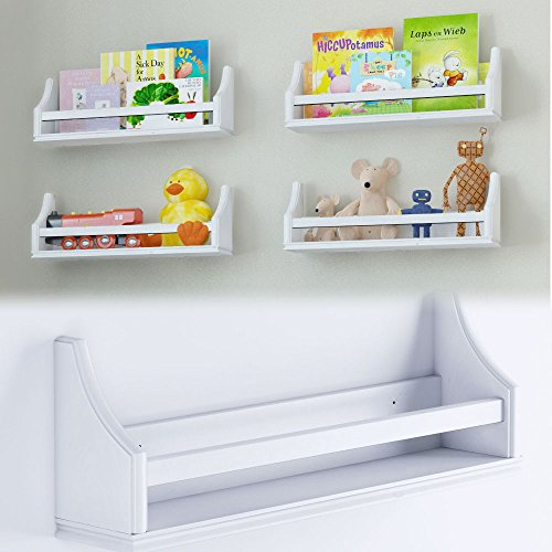 Nursery Book Shelves: Amazon.com