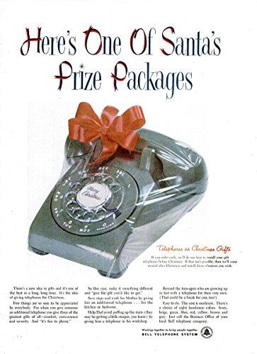 ORIGINAL *PRINT AD* 1956 BELL TELEPHONE