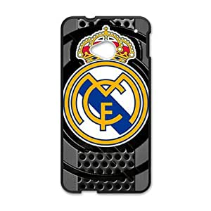 SANYISAN Real Madrid Club de Football Design New Style High Quality Comstom Protective case cover For HTC M7