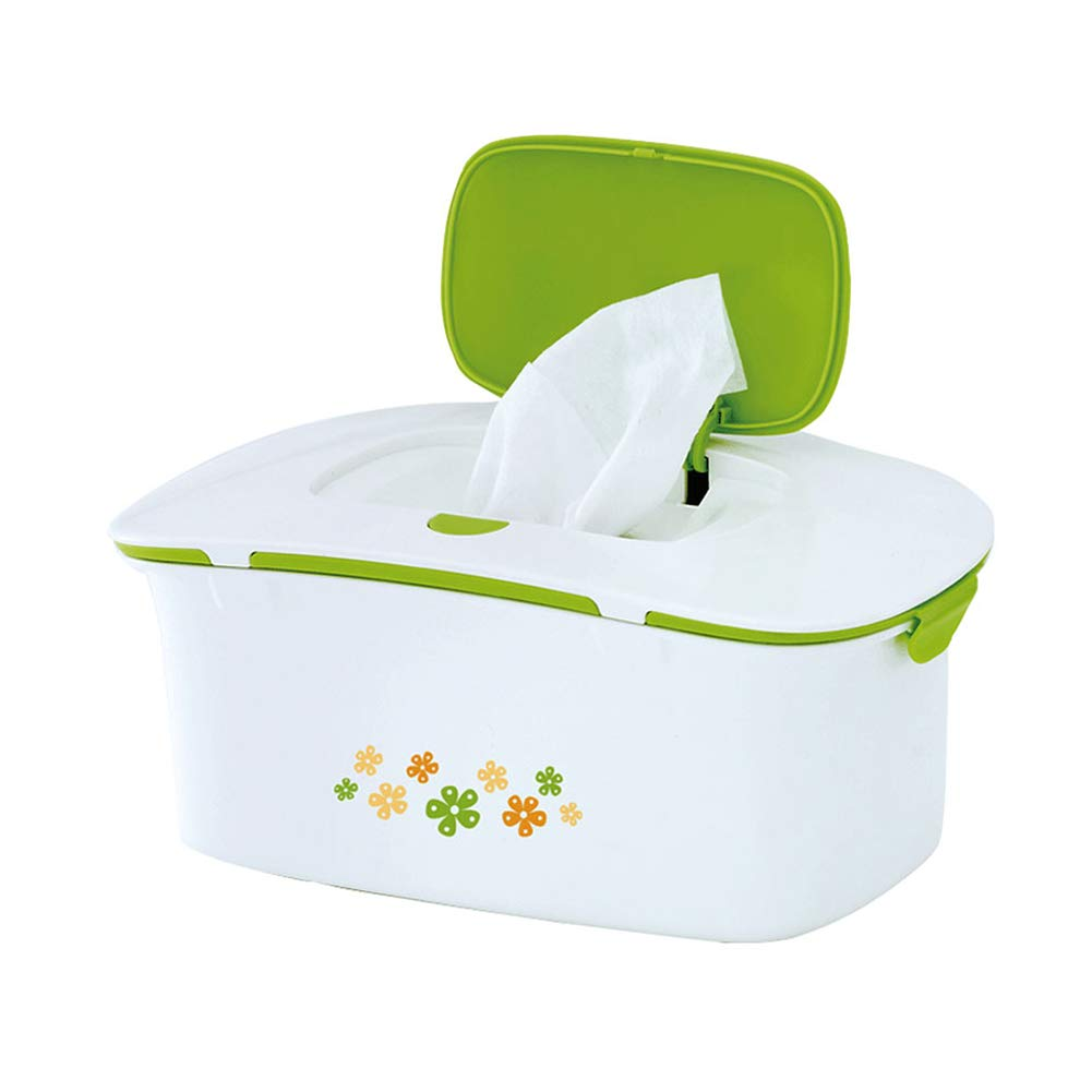 YZJJ Baby Wet Wipes Warmer, Dispenser, Indicator Light- with Easy Press On/Off Switch by YZJJ