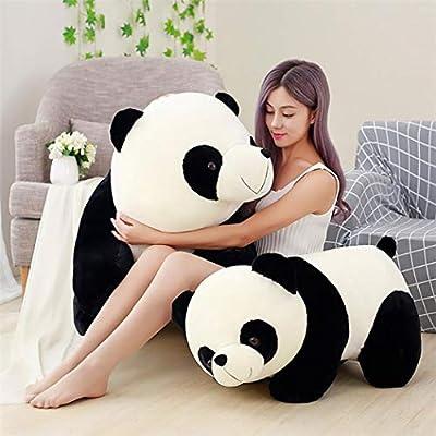 gonikm Cute Panda Shape Plush Toy Soft Stuffed Animal Doll Home Decoration Stuffed Animals & Teddy Bears: Home & Kitchen
