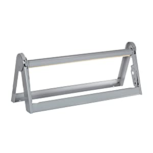 "UltraSource Paper Roll Dispenser/Cutter, Powder Coated Steel, 15"" Width"