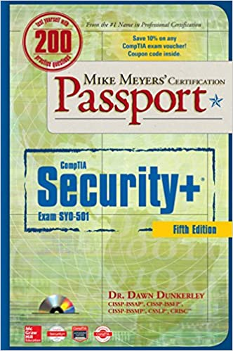 Amazon mike meyers comptia security certification passport mike meyers comptia security certification passport fifth edition exam sy0 501 mike meyers certification passport 5th edition kindle edition fandeluxe Images