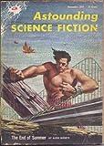 img - for ASTOUNDING Science Fiction: November, Nov. 1954 book / textbook / text book
