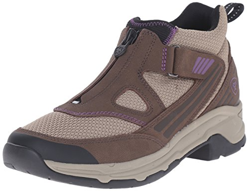Ariat Women's Maxtrak Ul Zip Hiking Shoe Chocolate Brown