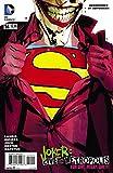 Adventures Of Superman #14 - Dc Comics August 2014 Max Landis Jock Joker app HTF