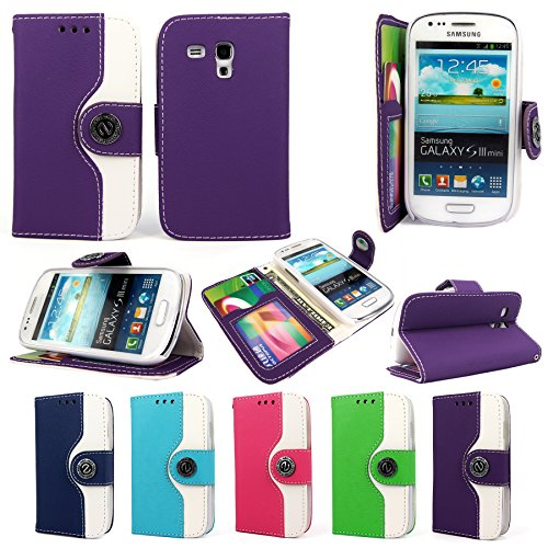 Cellularvilla Samsung Galaxy Leather Wallet