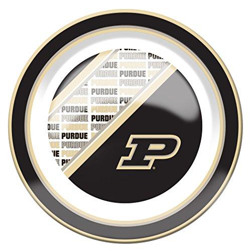 Ncaa Dinner Plates - NCAA Purdue Boilermakers Melamine Dinner Plate