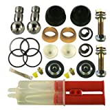 Rennbay Ball Joint Rebuild Kit: Solid Bushing Kit: Porsche 944