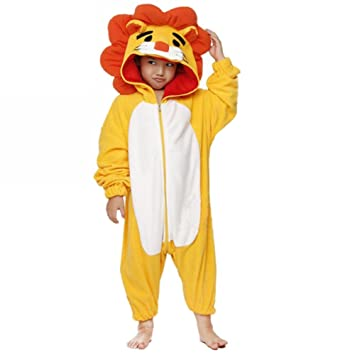 Ferrand Kigurumi Pijamas Unisexo Disfraz Animal Costume León Para ...