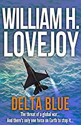 Delta Blue (Colonel McKenna Adventure Book 1)