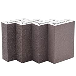 Sanding Sponge,Coarse/Medium/Fine/Superf...