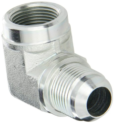 Eaton Weatherhead C5315X16X12 Carbon Steel SAE 37 Degree 3//4 Straight Thread O-Ring Boss x 1 JIC Male 3//4 Straight Thread O-Ring Boss x 1 JIC Male Adapter JIC Flare-Twin Fitting