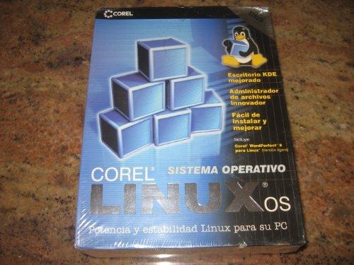 Corel Linux OS - Sistema Operative WP8 (Spanish Edition)