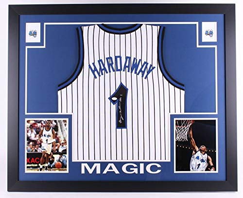 1159dd6cc Penny Hardaway Signed Magic 35