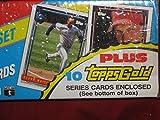 Topps baseball 1992 complete set factory