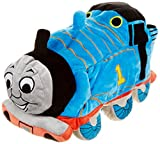 "Jay Franco Mattel Thomas & Friends Plush Stuffed Toddler Pillow Buddy - Kids Super Soft Polyester Microfiber, 15"" (Official Mattel Product)"