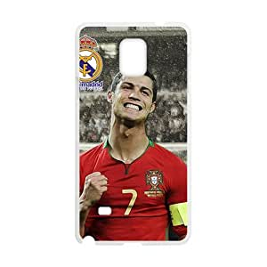 Ronaldo Cell Phone Case for Samsung Galaxy Note4