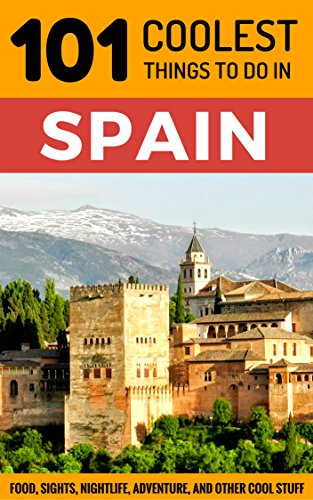 Spain Backpacking Barcelona Andalucia Valencia ebook product image