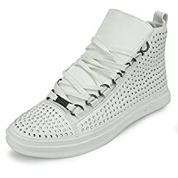 Rhinestones Casual High top Sneaker Boot