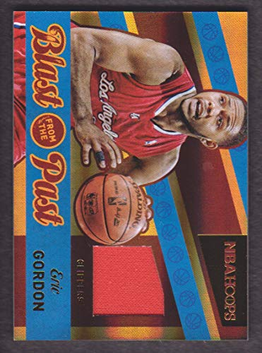 - 2014-15 NBA Hoops Basketball Blast from the Past Jersey 32 Eric Gordon Los Angeles Clippers