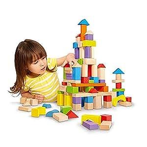 Imaginarium 150 Piece Wooden Block Set