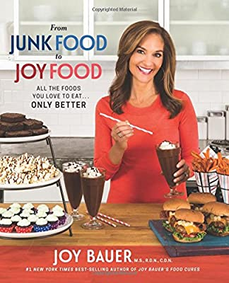 Joy Bauer (Author)(346)Buy new: $17.99$11.9959 used & newfrom$11.68