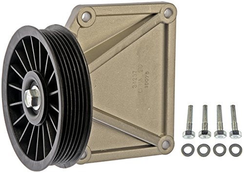 DORMAN 34237 HELP! Air Conditioning Bypass Pulley ()