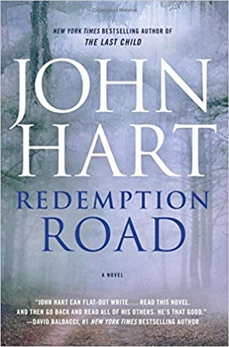 John Hart: Redemption Road