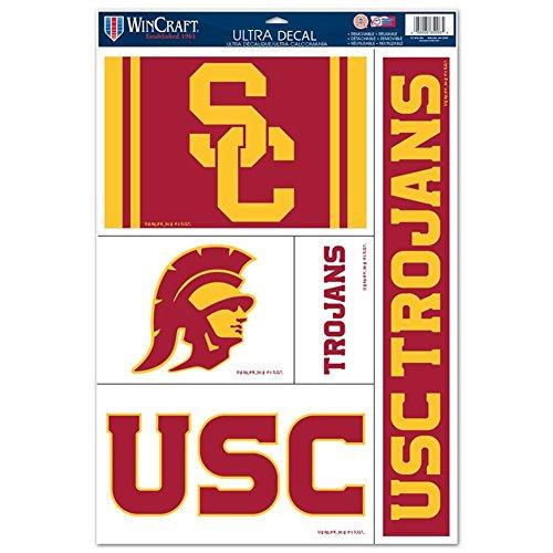 - USC Trojans Multi-Use Decal Set - 11
