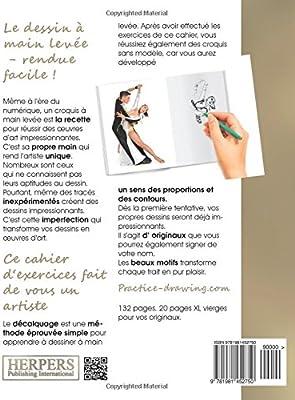 Pratique Dessin Color Xl Livre Dexercices 23 Danse En