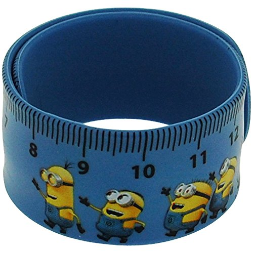 Despicable Me Minion Chaos Slap Ruler Wrist Band SC1059