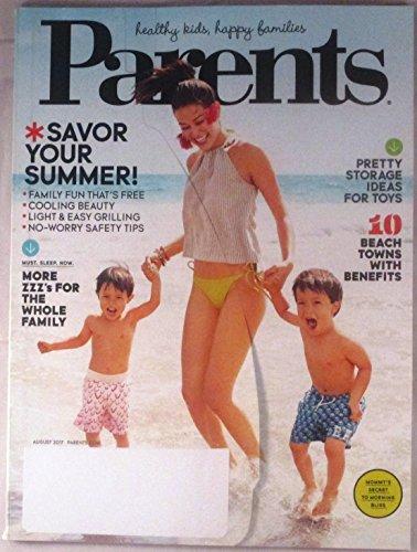 Parents Magazine August 2017