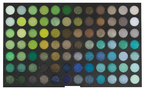 Coastal Scents 252 Color Ultimate Eye Shadow Palette (PL-252)