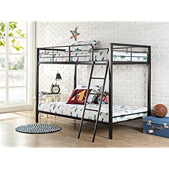 Zinus Easy Assembly Quick Lock Twin over Twin Metal Bunk Bed   Quick to  Assemble in. Amazon com  Zinus Easy Assembly Quick Lock Metal Bunk Bed with