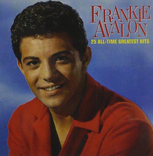 Frankie Avalon - From CD - orig Chancellor 1036 - Zortam Music