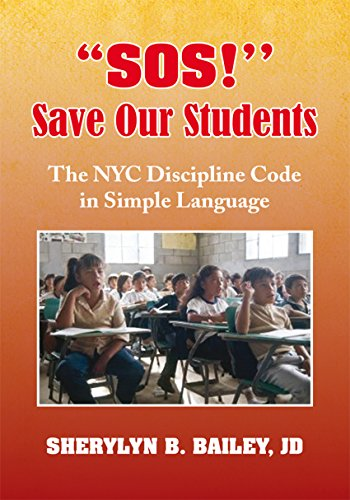 ''Sos!''  Save Our Students: The Nyc Discipline Code in Simple (Sos Language Arts)