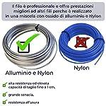 Alutech-Mastertec-Filo-Decespugliatore-Professionale-33-per-Testina-Decespugliatore-Universale-Filo-per-Decespugliatore-a-Benzina-33-x-10-mt