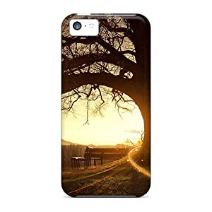Hot Tpye Magic Sunset Cases Covers For Iphone 5c
