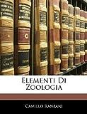 Elementi Di Zoologi, Camillo Ranzani, 1141831198