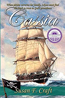 Cassia (Women of the American Revolution Series Book 3) by [Craft, Susan F.]