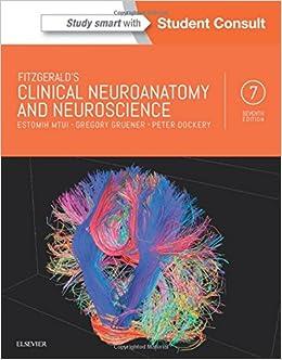 Fitzgeralds clinical neuroanatomy and neuroscience 7e amazon fitzgeralds clinical neuroanatomy and neuroscience 7e amazon estomih mtui md gregory gruener md mba peter dockery bsc phd books fandeluxe Images