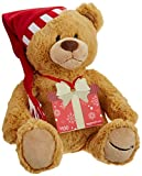 #4: Amazon.com $100 Gift Card with GUND Holiday 2017 Teddy Bear - Limited Edition